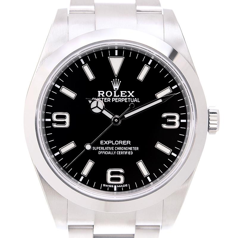 VIP STATION-ROLEX ロレックス エクスプローラー 214270[新品]