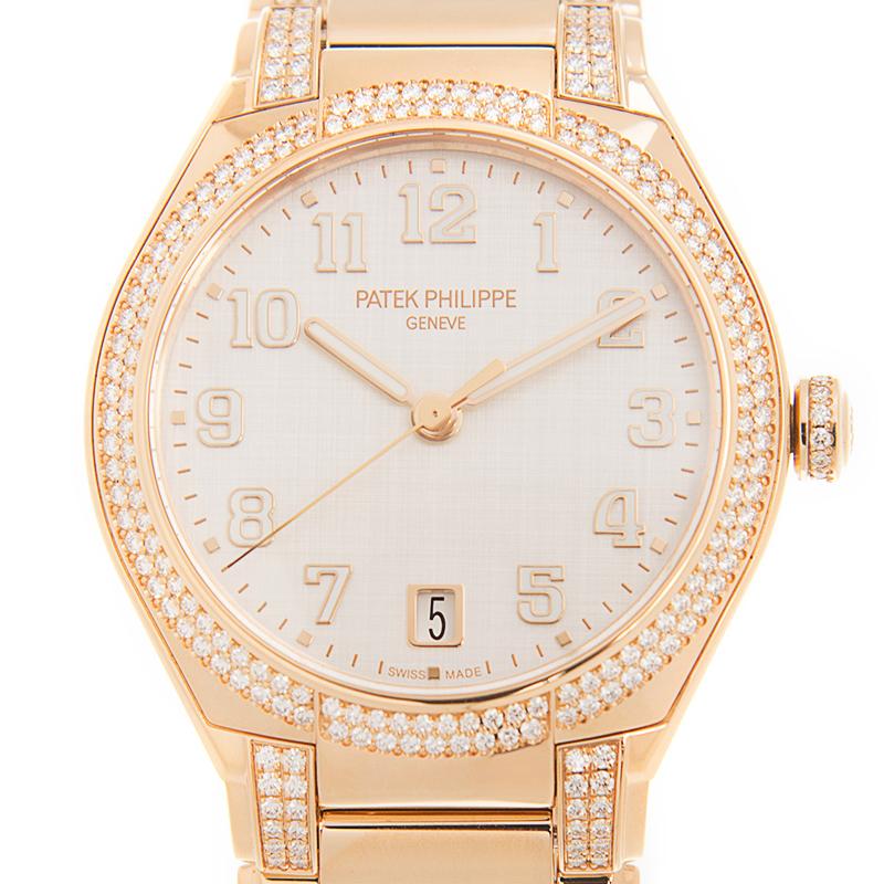 PATEK PHILIPPE パテックフィリップ TWENTY-4 18 KRG ダイヤベゼル 7300/1201R-001 [取り寄せ/新品]