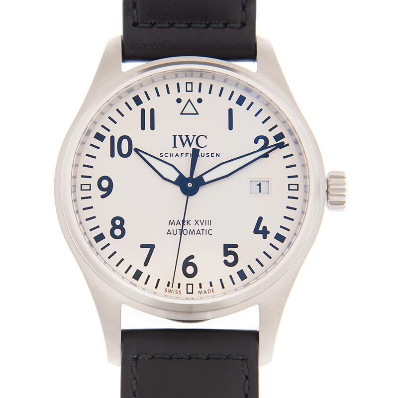 [取り寄せ/新品] IWC パイロット・ウォッチ・マーク XVIII IW327012