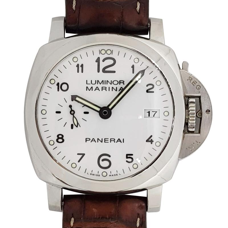 [中古] PANERAI パネライ ルミノール マリーナ 1950 3DAYS 42mm PAM00523