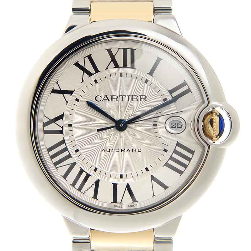 [取り寄せ/新品] Cartier カルティエ バロン ブルー W2BB0022