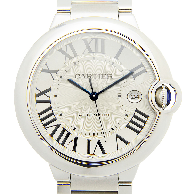 VIP STATION-Cartier カルティエ バロン ブルー42 W69012Z4 [取り寄せ/新品]