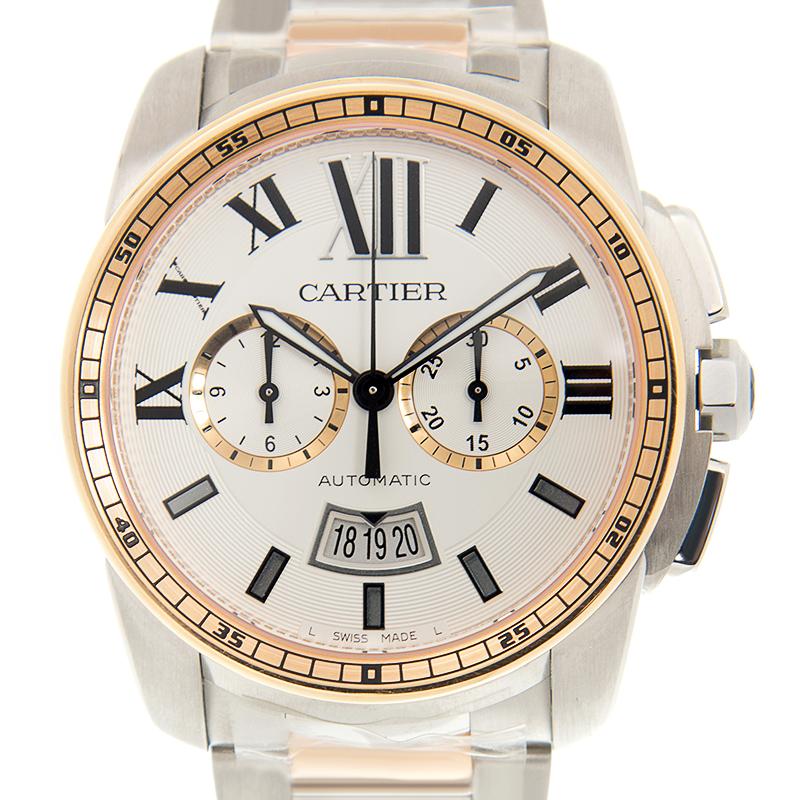 Cartier カルティエ  カリブル ドゥ カルティエ W7100042 [未使用品]