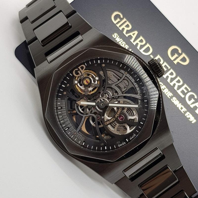 [中古/美品] GIRARD-PERREGAUX ジラールペルゴ 81015-32-001-32A ロレアート