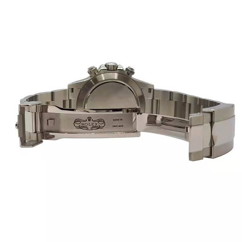 [中古] ROLEX ロレックス  デイトナ 廃盤モデル 梨地バックル 116520BK